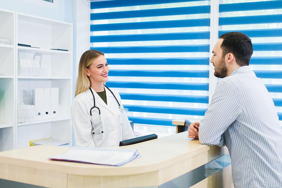 Operátor egészségügyi területen